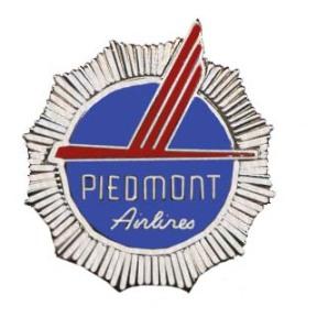 Piedmont Airlines lapel pin