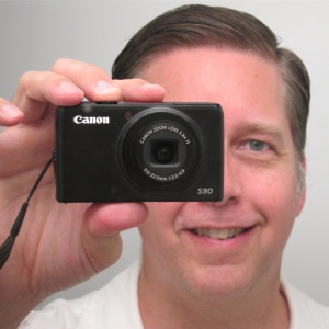 For such a small camera, the Canon S90 packs a punch.